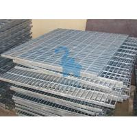 China Welded Stainless Steel Trench Drain Grates Plate , Drain Grill Covers For Floor wholesale