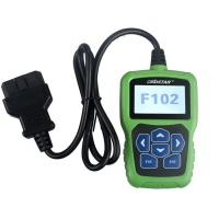 China 2017 OBDSTAR Nissan/Infiniti Car Key Programmer F102 with Immobiliser and Odometer Function wholesale