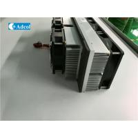 Air Conditioner Peltier , Thermoelectric Air Cooler Outdoor Cabinet 48VDC