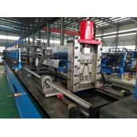 China High Speed Omega C Z Purlin Roll Forming Machine Drive by Chain 40-50m/min wholesale