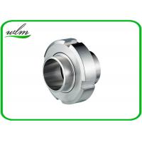 China High Grade Polishing Sanitary Union Connection Stainless Steel Sanitary Fittings wholesale