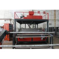 Quality HDPE / LDPE/LLDPE Compound Air Bubble Film Machine Full Automatic 65 - 90 mm for sale