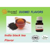 China Roasted Dry Caramel Sweet Black Tea Soft Drink Flavours Colorless To Light Yellow on sale
