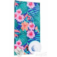 China Quick Dry Sand Free Travel Microfiber Beach Towel  For Beach Travel Outdoor wholesale