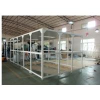 China Biological Lab Modular Softwall Clean Room Class 10000 , Hospital Pharmacy Clean Room wholesale