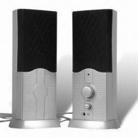 China 2.0 Computer Speaker with 1W x 2 RMS Rating wholesale