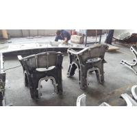 China rotational plastic chair, outdoor chair mold wholesale