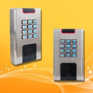 China High Performance 125khz Proximity Card Reader With Keypad / Alarm Function wholesale