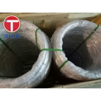 China Annealing 304 316 ASTM A213 Stainless Steel Coil Tube on sale