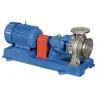 China Self Priming Horizontal High Pressure Chemical Pump No Gas Leakage Problem wholesale