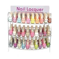 Buy cheap Metal Pop Cosmetic Display Stand For Nail Polish To Re-Invent The Shopping Experience from wholesalers