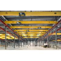 Buy cheap Single Beam Overhead Crane EOT Crane With Monorail Hoist European Style from wholesalers