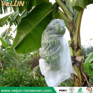 Buy cheap banana bag, biodegradable nonwoven banana cover for fruit protection, banana from wholesalers