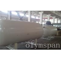 China Chemical LPG Storage Pressure Vessel Tank For Military , Air Pressure Vessels wholesale