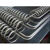 China titanium condenser pipe coils on sale
