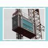 China High Performance Construction Hoist Elevator For Bridge / Tower wholesale