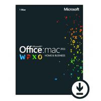 China Global Software Microsoft Office Home And Business 2011 64 Bit For Macbook wholesale