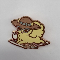 China Iron 2d 3d Die Struck Lapel Pins For Clothes Personalized Logo wholesale