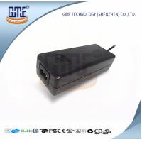China 24v 3a Desktop Switching Power Adaptor Black 2 Pin 47Hz - 63Hz for Computer wholesale