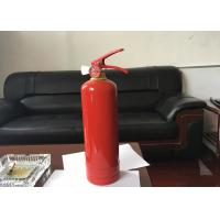 China ABC Chemical 2kg Powder Fire Extinguisher Color Customized For Supermarkets wholesale