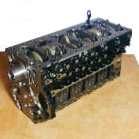 China Diesel Engine Isuzu 6HK1 Cylinder Block assy 6 cylinders for Excavator Truck and others wholesale