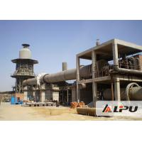 China Energy Saving Cement Rotary Kiln For Wet / Dry Cement Production wholesale