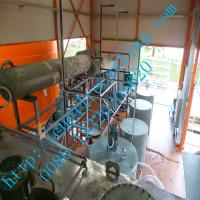 China ZSA-5 waste lube/motor/car/truck/marine/synthetic oil recycling and oil recovery system wholesale