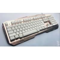 China Comfort Simple Backlight Wired Gaming Keyboard With US Layout Version wholesale