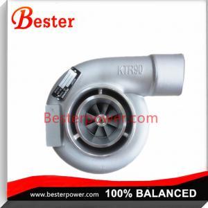 China KTR90 Turbo 6506215020 6506-21-5010 6506215920 (6506-21-5920)   turbocharger for Komatsu PC400-8 PC450-8 wholesale