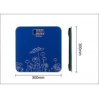 China Fashion Design Human Weight Scale 50g Accuracy With Low Power Indicator wholesale