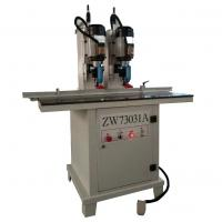 China Small Portable Manual Cabinet Door Hole Drilling Machine Self Protection Design wholesale