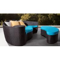 China outdoor furniture rattan sun bed /beach lounger-20016 wholesale