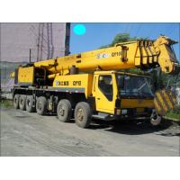 China Used Truck Crane XCMG QY100K wholesale