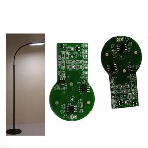 China Double Sided 32W Gear Dimming 3000K Lamp Circuit Board wholesale