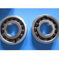 China Hybrid Construction Ceramic Ball Bearings , GCr15, AISI440C, 316, 304 For Inner & Outer Ring wholesale