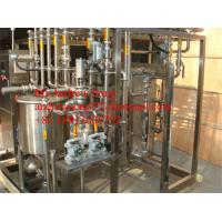 China Stainless Steel Small Pasteurizer Plant/Juice Pasteurizer/Milk Pasteurizer on sale