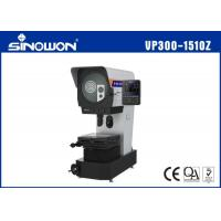China Clear Image Digital Profile Projector With Color Screen Digital Readout wholesale