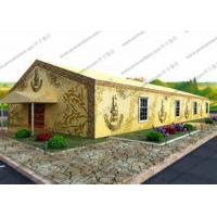 China Colorful Painting Decoration Heavy Duty Event Tents PVC Cover For Outdoor Hajj Event wholesale