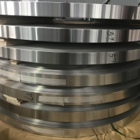 China 1000mm T3 To T8 Thin Aluminum Strips For Stamping Hardware wholesale
