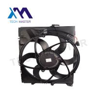Quality Air Cooling Fans Air Suspension For BMW E90  Radiator Fan 17117590699 for sale