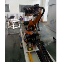 China High Rigidity Stacking  Robot Rail System With Organ Shield Customized Accessories wholesale