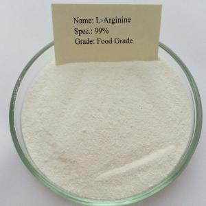 China L-Arginine Hydrochloride,Amino Acid series,CAS No.:1119-34-2 on sale