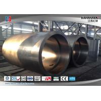 China Customized Forged Cylinder Professional Thin Wall Long Tube Forging wholesale