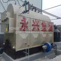 China Coal/Biomass Fired Hot Water Boiler For Hospital School Heating 0.7/1.4/2.1/2.8/4.2 MW on sale