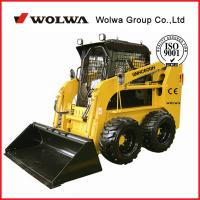 China Hot Sale New Brand Mini Skid Steer Loader Made in China(with CE) GNHC60GH 0.85 Ton on sale