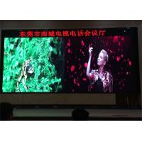China Ultra Thin HD Indoor Full Color LED Display Screen For Stage High Definition wholesale