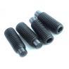 China Stainless Steel Socket Set Screws / M6 Socket Set Screw Black Oxide 10.9 Grade wholesale