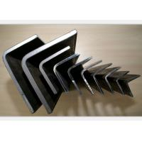 China Equilateral Mild Steel Angle Bar 2mm - 16mm Thickness Customized Length wholesale