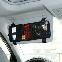 China Black Cocoon Grid It Organiser , Car Visor Organizer For Travel wholesale