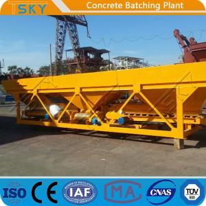 China PLD600 ECO Friendly Concrete 0.6m3 Aggregate Batcher wholesale